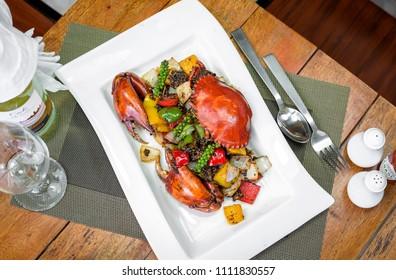 Crab Seafood dari