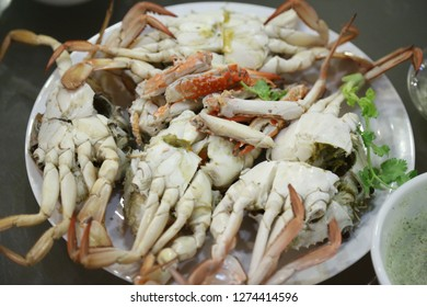 crab is thailand seafood