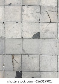 crack concrete floor