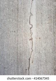 Crack concrete texture background