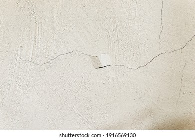 Crack concrete wall texture background