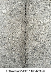 Crack granite wall texture