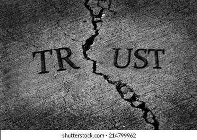Broken Trust Images Stock Photos Vectors Shutterstock