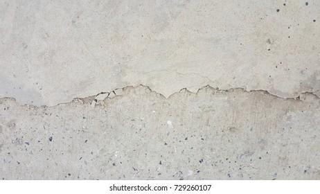cracked concrete floor texture