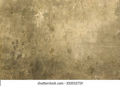 cracked concrete vintage wall background, old wall . Textured background
