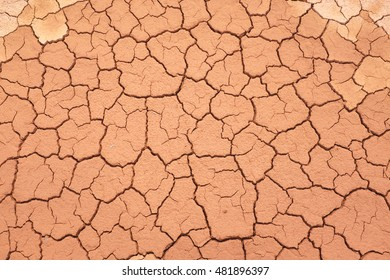 cracked earth arid background can be used as a background