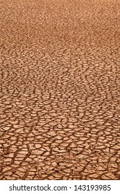 cracked earth natural background