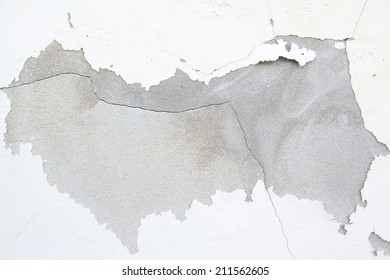 cracked paint, grunge background texture