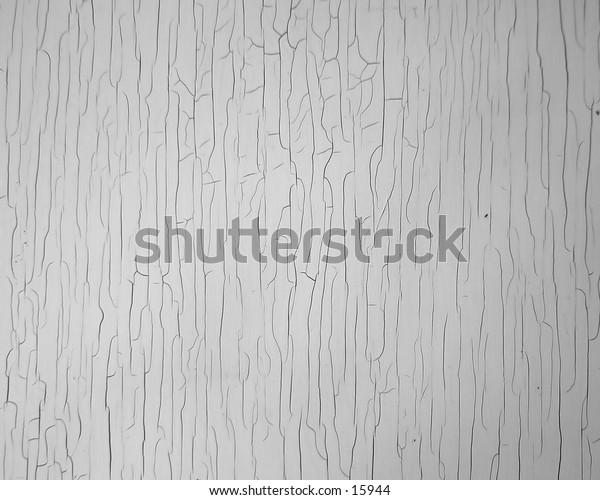 A cracked painted door texture