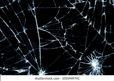 Cracked Touch Screen Phone, background, texture