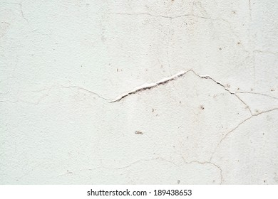 cracked wall white background texture