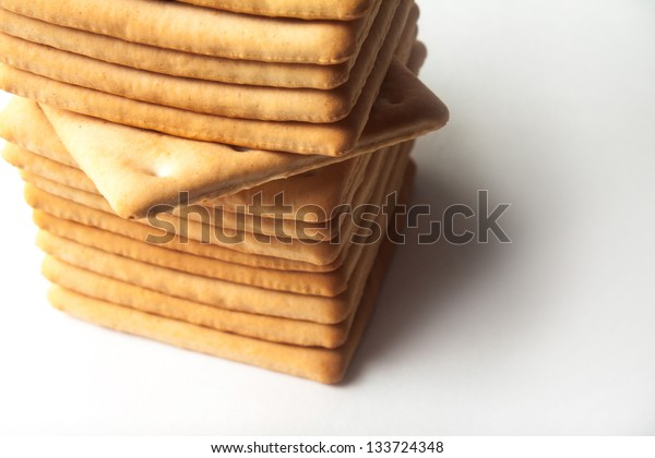 crackers with scraps