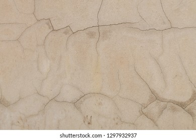Cracking cement wall texture blackground