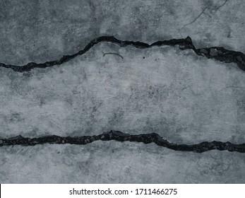Cracks from the Bantul Earthquake