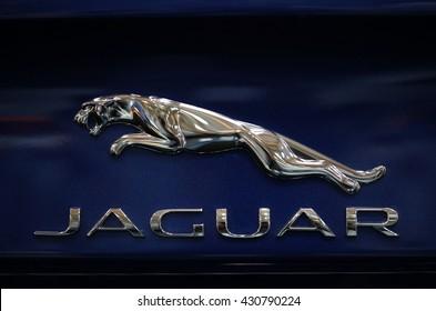 jaguar logo images stock photos vectors shutterstock