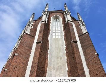 Cracow,Poland,church Saint Katarzyny
