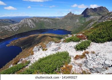 Cradle Mountain and Dove Lake, Tasmania, Australia