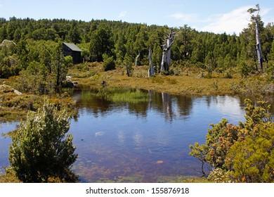 Cradle Mountain Lake St. Clair National Park, Tasmania, Australia