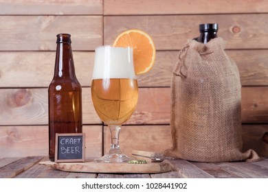 Craft Beer - Belgian Style Wheat Ale