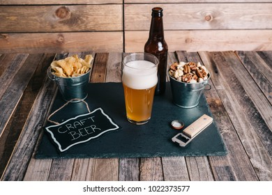 Craft Beer in Brewery
