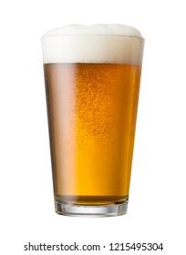 Craft Beer Pint  - Shutterstock ID 1215495304