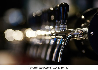 craft beer tap
