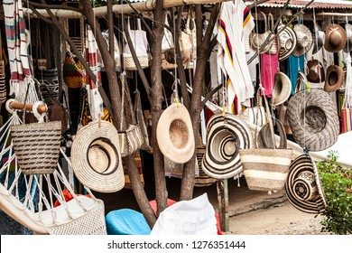 crafts hand made in colombia