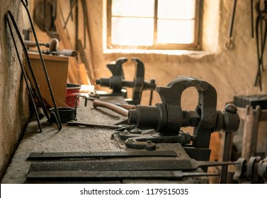 Craftsman Workshop No People Images, Stock Photos & Vectors