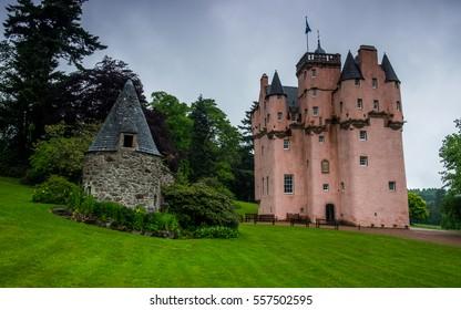Craigievar Castle, Scotland