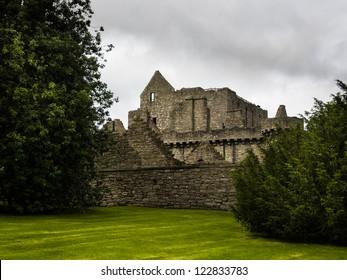 Craigmillar Castle View