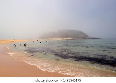 Crampton Island Mist Day - NSW Asralia