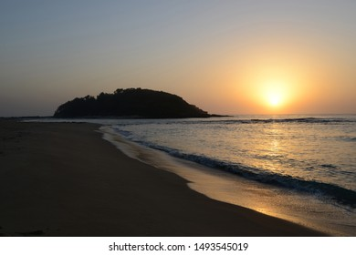 Crampton Island Sunrise  NSW Australia