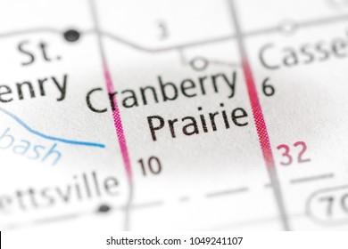 Cranberry Prairie. Ohio. USA