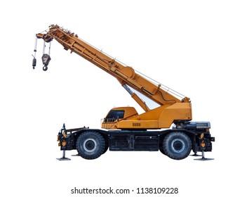 Cranes, Hydraulic Cranes, Construction Site, Crane Installation, Building Design