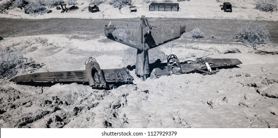 Crashed planes, Nelson, Nevada