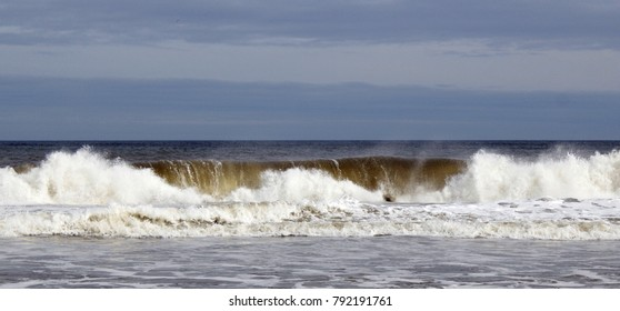 Crashing Atlantic Waves