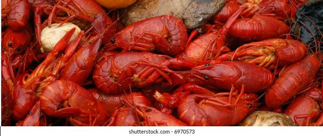 Crawfish Boil New Orleans