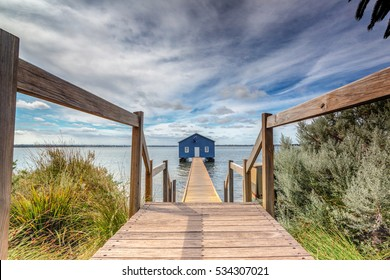 Crawley Edge Boatshed, Perth,  Western Australia