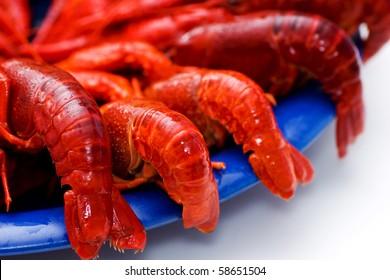Crayfish tails