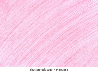 Crayon pink scribble background. Abstract red pastel wax crayon spot texture. Gradient. Backdrop with scratches and dots. Ombre rosy purple background. Pencil Brush. Hand painted. Grunge chalk.