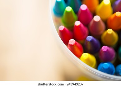 Coloring Crayons Images, Stock Photos & Vectors | Shutterstock