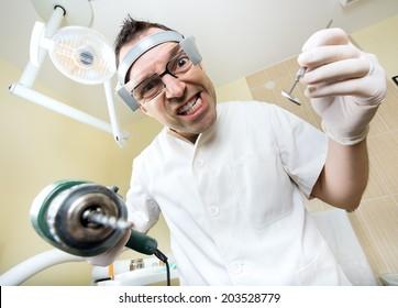 crazy dentist/crazy dentist