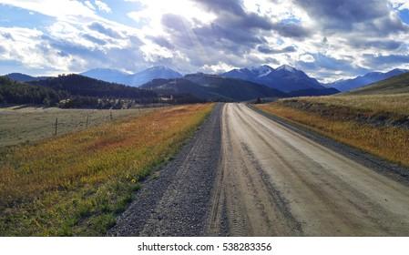Crazy Mountains Montana