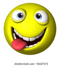 crazy smile ball