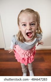 crazy toddler