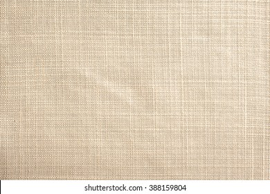 Cream Korean linen texture background.