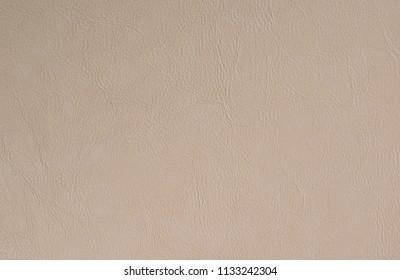 Cream leather texture