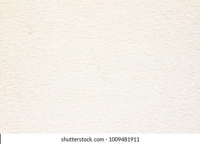 Cream pastel texture background. Haircloth or blanket wale linen canvas wallpaper.