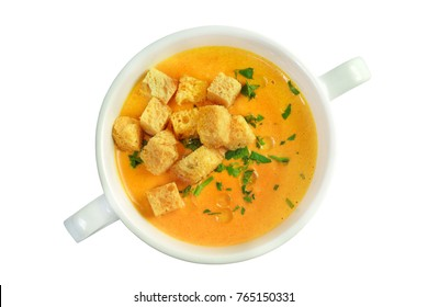 cream soup of vegetables