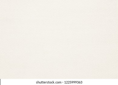 Cream Vintage abstract Hessian or sackcloth fabric or hemp sack texture background. Wallpaper of artistic wale linen canvas. Blanket or Curtain of cotton pattern with copy space for text decoration.